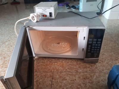 Thanh lý lò nướng vi sóng  điện 110v 2