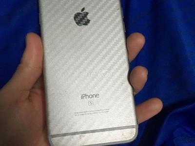Điện thoại iphone 6s lock 64g màu trắng 0