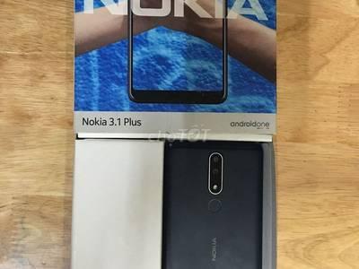 Nokia thông minh 3.1 plus xanh dương 2