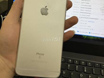 Iphone 6s plus trắng 64g 1