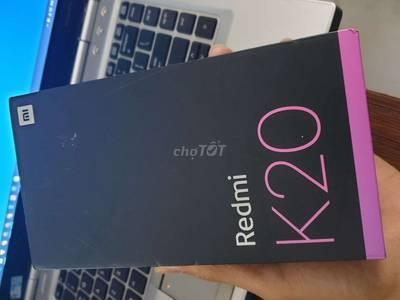 Xiaomi redmi-k20 6/64 full box 0