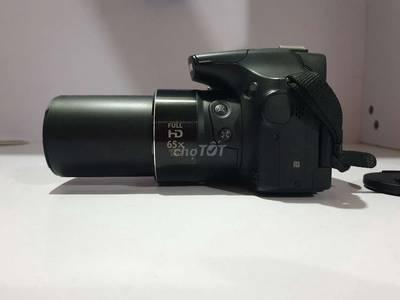 Máy ảnh siêu zoom canon sx60 hs , nguyên bản . 2