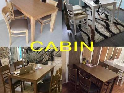 Cửa hàng chuyên cung cấp một số mẫu bộ bàn ăn gỗ 0