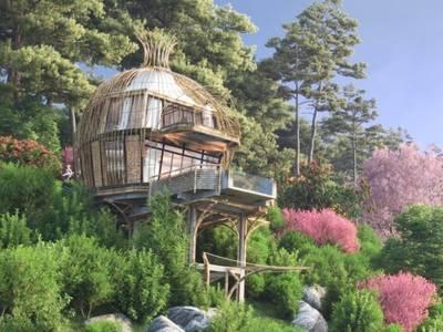 Sakana Resort Hòa Bình, đầu tư siêu lợi nhuận đem lại lãi vốn siêu cao 1