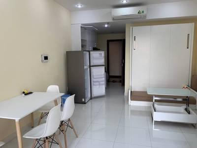 Chính chủ cho thuê căn officetel Garden Gate, 34m2 full nội thất, 10tr 9