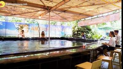 Cho thuê mặt bằng quán ăn biệt thự sân vườn  2,000m2