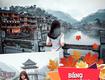 Du lịch Nam Ninh   Trương Gia Giới   Phượng Hoàng Cổ Trấn