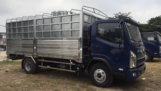 Chuyên bán xe tải FAW 7,5 tấn, 6,95 tấn và 6,2 tấn