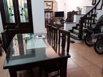 Cho thuê nhà riêng phố Trần Hưng Đạo - Hàng Bài 62m2x5T full đồ 1