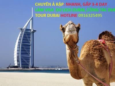 Làm Visa đi Dubai, Visa Các nước Ả Rập. điều kiện Thủ tục xin Visa 2