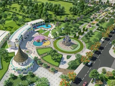 Đất dự án Cát Tường Phú Hưng -Tp Đồng Xoài, Bình Phước 5