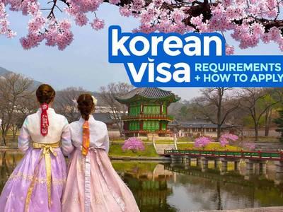 Làm visa Hàn Quốc 5 năm, 10 năm nhiều lần, bao đậu giá tốt 0