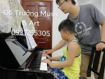 Khai giảng lớp Piano, Guitar, Thanh nhạc, Vẽ,  tại Quận 6 0