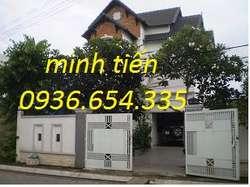 Cần cho thuê villa Phạm Ngọc Thạch Quận 3