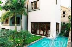 Villa Trần Quang Diệu Quận 3 cho thuê