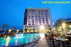 Cho Thuê Khách Sạn 3 Sao, Hơn 40 phòng, Gần Novotel, DTSD3200m2