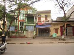 Cho thuê nhà mặt đường kinh doanh, buôn bán tại Việt Trì   Phú Thọ