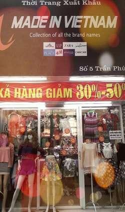 Sang Nhượng Shop Số 5 Trần Phú Ba Đình HN