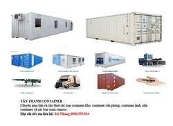 Container kho, văn phòng giá tốt liên hệ 0906555944