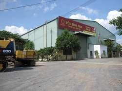 Long An - Cho Thuê Xưởng Mặt Tiền QL1A