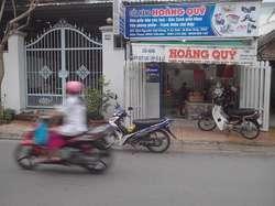 Cho thuê nhà mặt tiền DT 4,5mx25m đường Nguyễn Việt Dũng, Bình Thủy, TP.Cần Thơ