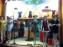 Sang shop thời trang mặt tiền đường Lê Duẩn, Đà Nẵng