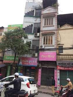 Cho thuê nhà 5 tầng mặt phố Kim Ngưu giá 10 tr/thg
