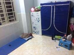 Cần 1 nữ NVVP ở ghép, phòng hiện tại đã có 2 người  chung cư mini  sạch sẽ, an ninh - Trần Não, Q.2