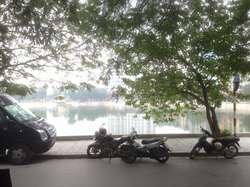 Cho thuê văn phòng view mặt hồ Ngọc Khánh