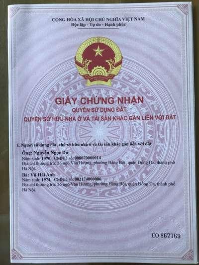 Chính chủ bán căn hộ 3 PN, Toà CT4 3103 ECO GREEN Nguyễn Xiển