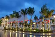 :  Nhà phố liên kế thuộc  khu phố Lộc Phát - TP. Quãng Ngãi  5x12 có chỗ đậu xe hơi đậu 909TR