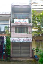 Bán gấp nhà mặt tiền số 02 Trần Quang Khải, Pleiku, Gia Lai. 1 trệt 2 lầu