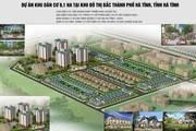 Mở bán đất liền kề, biệt thự khu đô thị Bắc Hà Tĩnh
