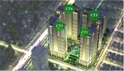 Eco Green City trung tâm quận Thanh Xuân giá chỉ từ 1,6 tỷ.