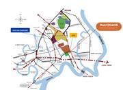 Đất mặt tiền Nguyễn Duy Trinh, Dự án NAMKHANG Residence, Giá 1ty300tr/nền.