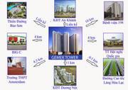 Cần bán gấp căn hộ 64,6m2, tại Gemek Tower. Giá cắt lỗ 1,1 tỷ bao sang tên trọn gói.0969776886