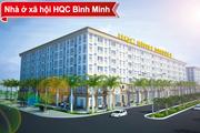 Bán trả góp căn hộ nhà ở xã hội dự án Chung cư HQC Bình Minh giá 255- 361 triệu