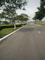 Đất biệt thự đường Lê Mạnh Trinh. Cách biển 100m, hướng Đông