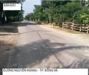 Cần bán đất Đường Nguyễn Hoàng, P, Đông Lương, Tp. Đông Hà - 250tr/190m2