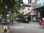 Bán nhà mặt đường Hai Bà Trưng đoạn Cầu Đất - mặt tiền 4,5m giá 9,9 tỉ