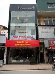 Bán nhà mặt phố Nguyễn Thái Học, Ba Đình, dt rộng, mt đẹp, vỉa hè rộng 70 tỷ