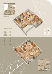Bán Căn Duplex 266m2 tháp B CC Mandarin Garden