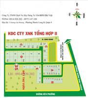 Cần bán lô đất A dự án Xuất Nhập Khẩu, Phú Hữu, Quận 9, giá 25,5tr/m2