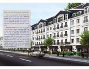 Dự án liền kề thương mại vị trí đẹp nhất quận Cầu Giấy- Chỉ 66 lô .