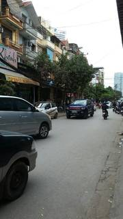 Bán đất mặt phố Lê Đức Thọ kéo dài 48m2 mặt tiền 5m đối diện công viên