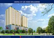 Chỉ với 174 triệu bạn đã sở hữu căn hộ chung cư Lộc Ninh Singashine