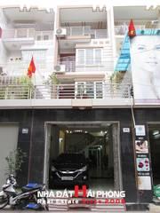 Bán nhà 4 tầng khu mặt đường Tuyến 2 Văn Cao, Hải Phòng.