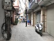 Bán nhà ngõ 88 phố Trần Quý Cáp
