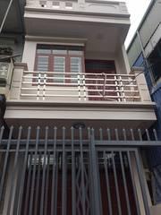 Bán nhà 2 tầng 1 tum, DT 60m2, hướng Nam,đường Trần Thái Tông Tp.Nam Định, 765tr