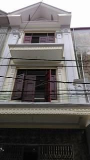 Bán nhà 3 tầng, diện tích 51m2, hướng Tây Bắc, đường Giải Phóng tp.Nam Định, giá 1,1 tỷ